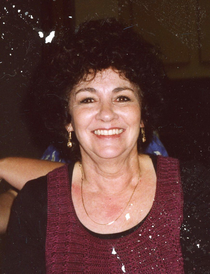 Author and Editor Gale Boyd.