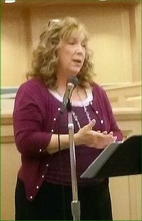 Lynda Cherry, CES Instructor
