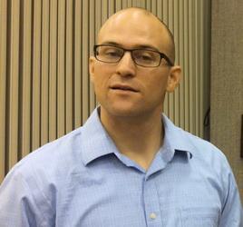 Chaplain Jason Olson
